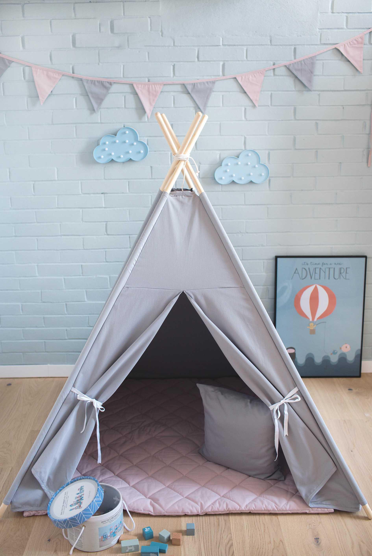 Szara Skłonność – namiot tipi | JagodowyKot