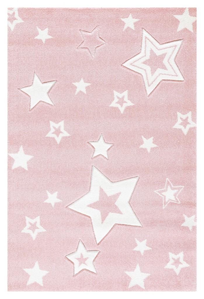 Dywan Starlight Pinkwhite Jagodowykot