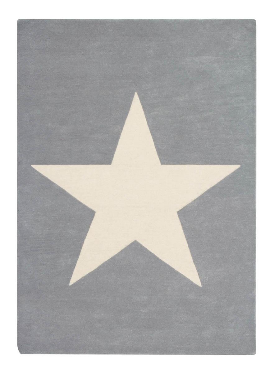 Dywan Wełniany Big Star Light Grey