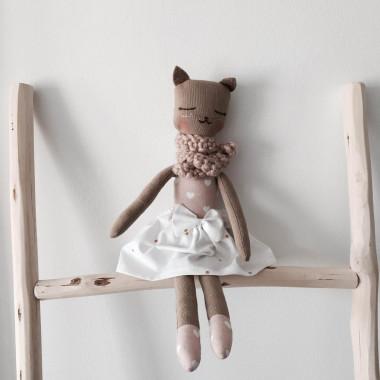 PRZYTULANKA dla dziecka Kot Celine