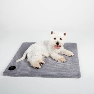 Legowisko DEMI dla psa lub kota-szare, beż, brąz, granat, czarne, czerwone, zielone