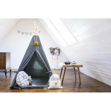 TIPI AJKU DARK GREY