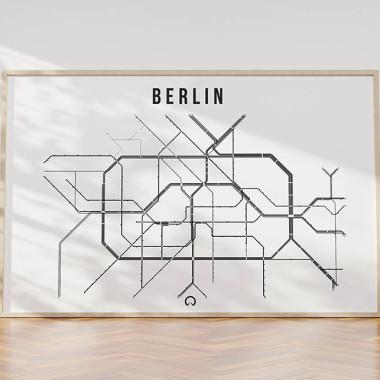 BERLIN S-Bahn i U-Bahn