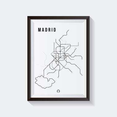 MADRYT metro