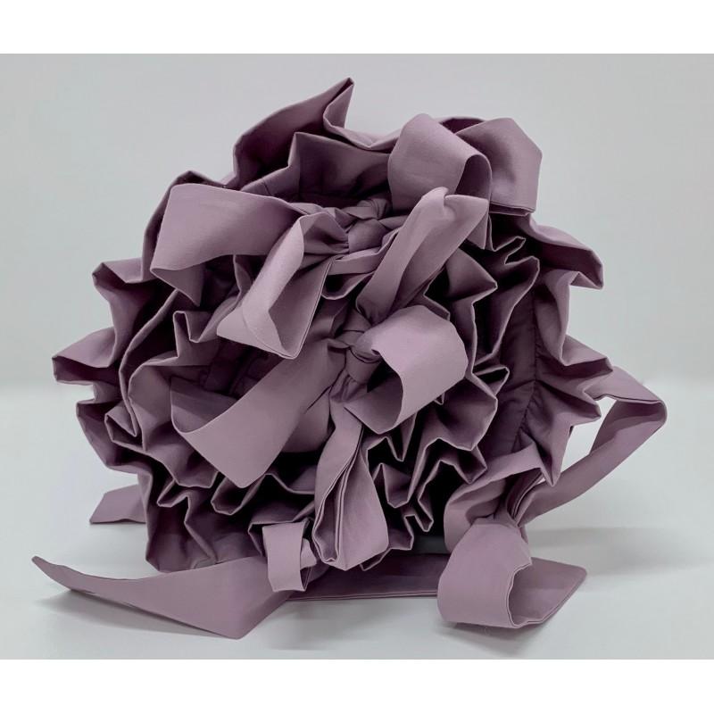 Delikatny ochraniacz w kolorze pudrowo różowym wykonany ze 100% bawełny.
