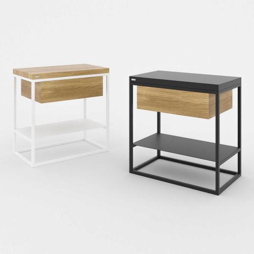 1-debowy-stolik-pomocniczy