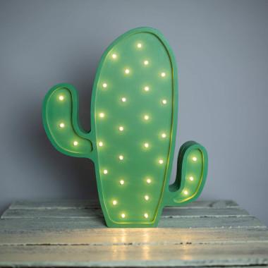 Urocza drewniana lampka w kształcie Kaktusa została zaprojektowana i ręcznie wykonana w naszej pracowni. Lampa pięknie się prezentuje w pokoju dziecka . Zielony.