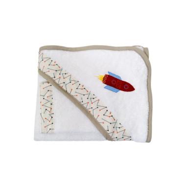 Ręcznik dla dziecka z kapturkiem
