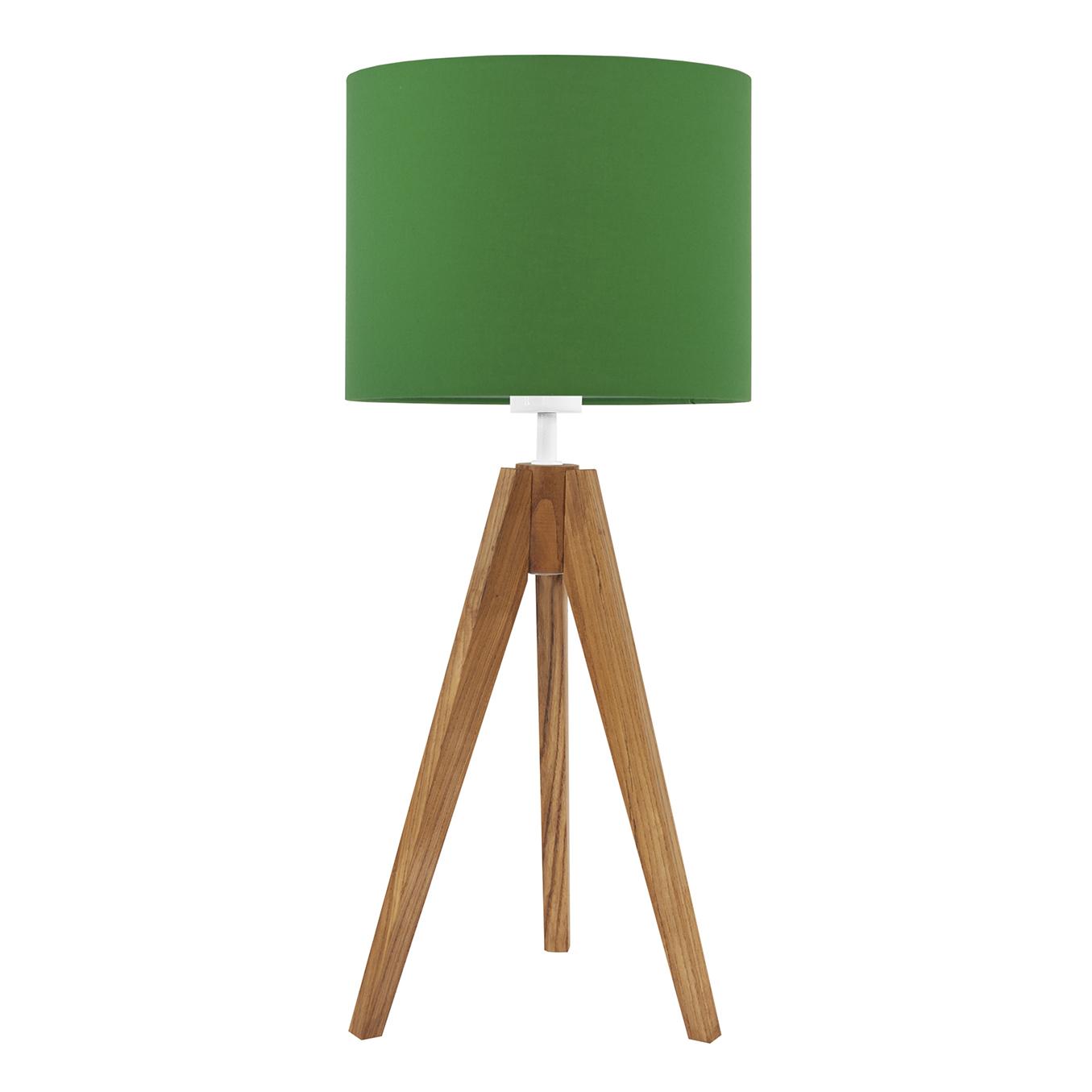 Lampa na stolik Soczysta zieleń