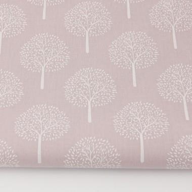 youngDECO zasłona Drzewa na różowym