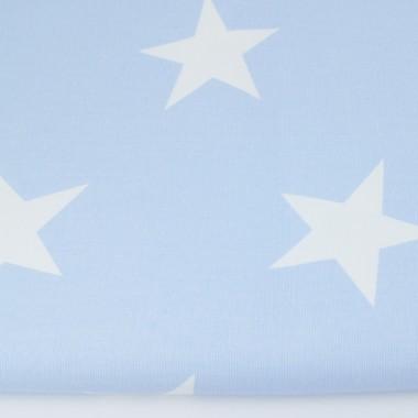 youngDECO zasłona Gwiazdy na błękitnym tle