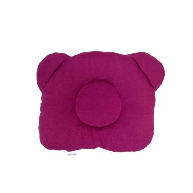 Fiolet – poduszka z wgłębieniem na główkę-1000x1143