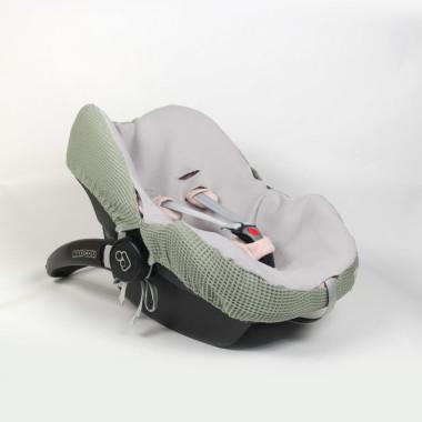 Khaki – pokrowiec na fotelik Maxi-Cosi-1000x1143