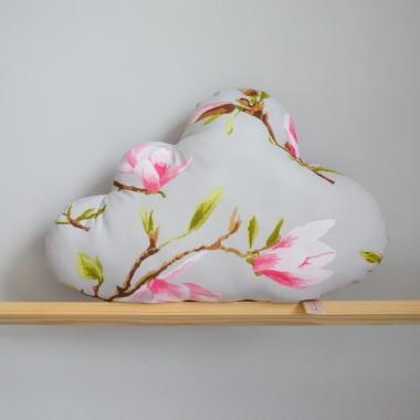 Poduszka-chmurka-Magnolie