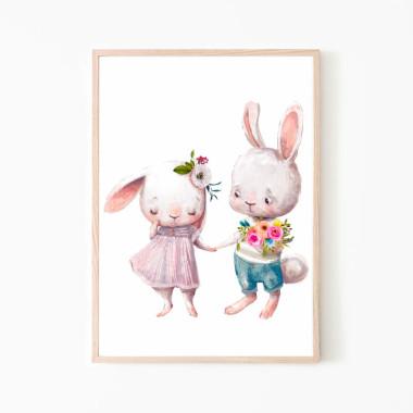 Plakat/ obrazek na ścianę do pokoju dziecka