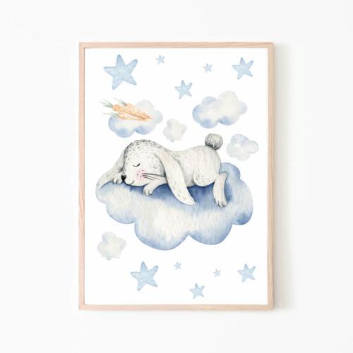 dziecko - plakaty, obrazki-PLAKAT, OBRAZEK Sweet Dreams nr.9 Zapisz Przedstawiamy Państwu wyjątkową grafikę, która w sposób oryginalny udekoruje każdą ścianę. Plakat drukowany jest cyfrowo na papierze satynowym o gramaturze 220g. Dostępny produkt sprzedawany jest bez ramki. Obrazek wysyłamy w tekturowej tubie, dzięki czemu mamy pewność, że dotrze do Państwa w stanie nienaruszonym. Ewentualne różnice w barwach i odcieniach wydruku mogą być spowodowane indywidualnymi ustawieniami monitora.  Nr przedmiotu : 2399247 lis misio obrazek plakat pokój dziecięcy sarenka szop Kontakt z projektantem DOSTAWA I PŁATNOŚĆ ZWROTY I REKLAMACJE PLAKAT, OBRAZEK Sweet Dreams nr.9