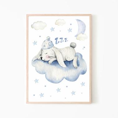 dziecko - plakaty, obrazki-PLAKAT, OBRAZEK Sweet Dreams nr.11 Zapisz Przedstawiamy Państwu wyjątkową grafikę, która w sposób oryginalny udekoruje każdą ścianę. Plakat drukowany jest cyfrowo na papierze satynowym o gramaturze 220g. Dostępny produkt sprzedawany jest bez ramki. Obrazek wysyłamy w tekturowej tubie, dzięki czemu mamy pewność, że dotrze do Państwa w stanie nienaruszonym. Ewentualne różnice w barwach i odcieniach wydruku mogą być spowodowane indywidualnymi ustawieniami monitora.  Nr przedmiotu : 2399249 lis misio obrazek plakat pokój dziecięcy sarenka szop Kontakt z projektantem DOSTAWA I PŁATNOŚĆ ZWROTY I REKLAMACJE PLAKAT, OBRAZEK Sweet Dreams nr.11