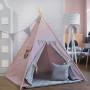 Radosna Szczerość– namiot tipi