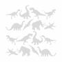 Dinozaury - Naklejki Na Ścianę, Naklejki Ścienne