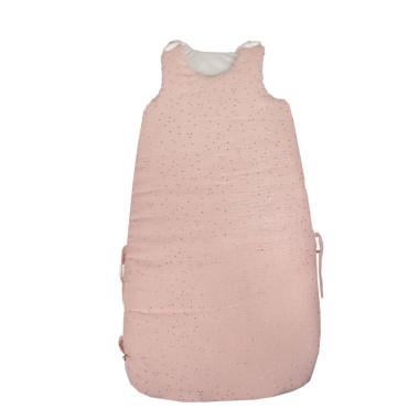 Różowy śpiworek dla niemowlaka/dziecka-bezpieczny śpiworek do spania