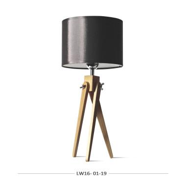 LW16-01-10 Lampa nocna sztalugowa, trójnóg
