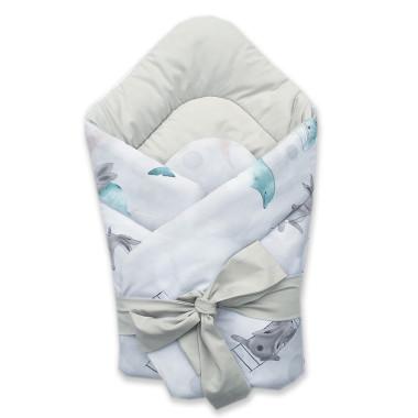 Rożek niemowlęcy Morska Przygoda Pana Królika