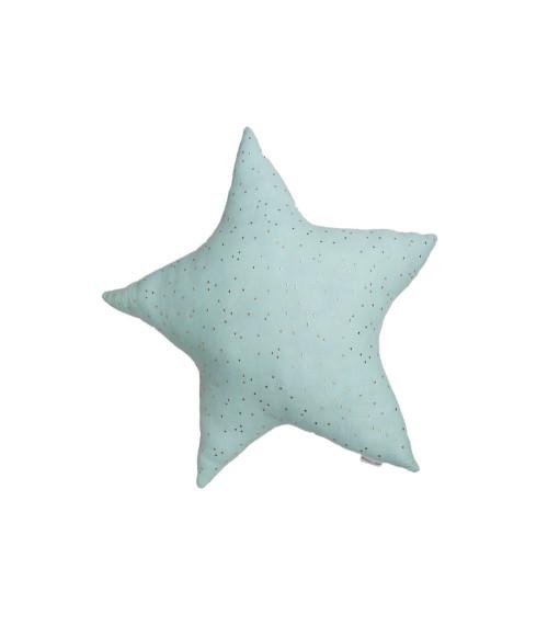 Blink Mint – poduszka w kształcie gwiazdy