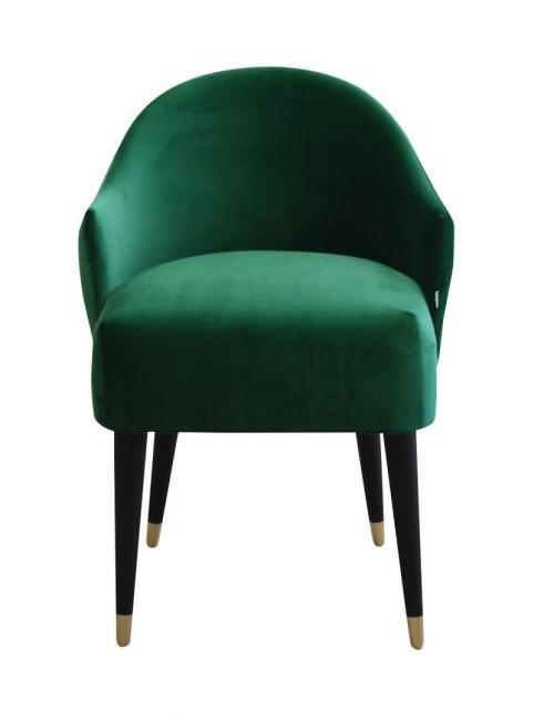 Miękki i wygodny fotel z aksamitnego materiału velvet-zielony, czerwony, różowy, granatowy, żółty, niebieski, szary, biały.