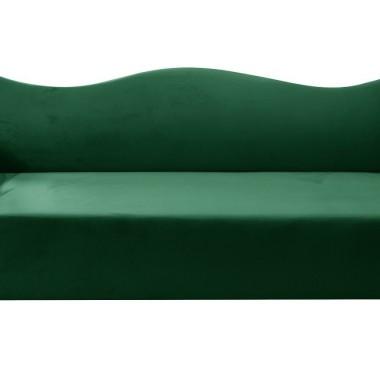 Elegancka sofa, do salonu, sypialni, recepcji, salonu urody. Velvet, velur. Szara, beżowa, zielona, żółta.