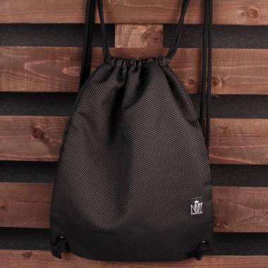 Plecak worek Nuff | Czarny Black