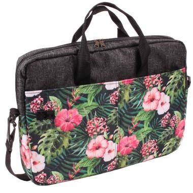 Torba na Laptop 15.6 i akcesoria Nuff Tropical Flora