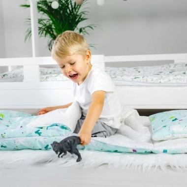 śpiworek ocieplany juniora 70×140 lamy