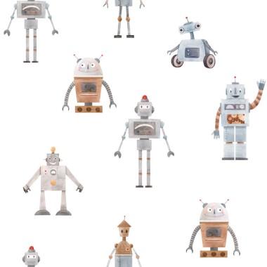 Robots Tapeta