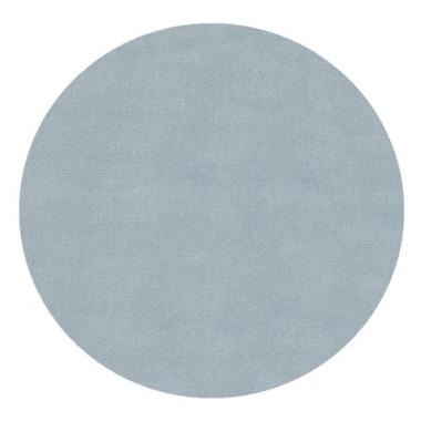 Niebieski okrągły dywan do pokoju dziecka. Dywany do pokoi dziecięcych.