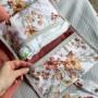 Coco Flower – etui na pieluszki i chusteczki dla niemowląt