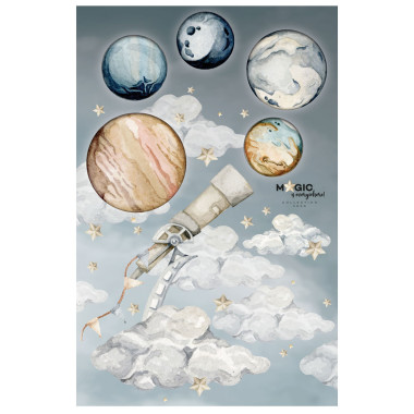 Niebo Galileusza / Magic is Everywhere