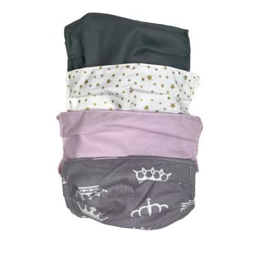 Maseczki ochronne na twarz. Wykonane z bawełny, maseczki z filtrem- koronawirus.