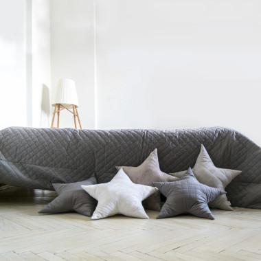 Gwiazda – pikowana narzuta/ kappa na łóżko różne rozmiary
