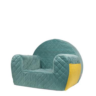 Velvet Green/Honey – fotelik dla dziecka