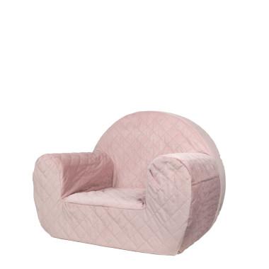 Velvet Pink/Pink – fotelik dla dziecka