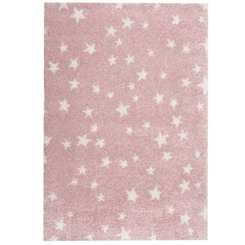 Dywan-Candy-Stars-rose-120x170-cm