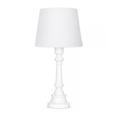 Oryginalna lampa stojąca CLASSIC PINK to pomysł na dodatkowe oświetlenie do dziecięcego pokoju.