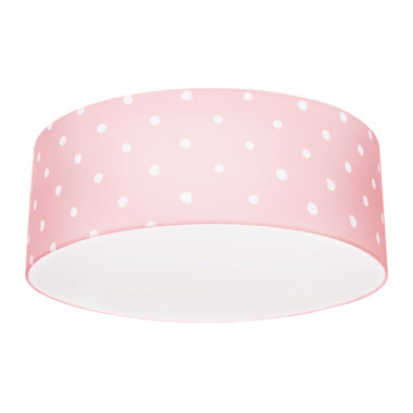 PLAFON LOVELY DOTS PINK