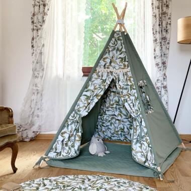 Amazonia – tipi, namiot dla dzieci z matą podłogową