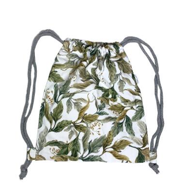 Amazonia – bawełniany worek/plecak dla przedszkolaka