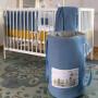 Amsterdam_kosz_Niezwykle praktyczny, duży pojemnik ułatwiający przechowywanie w pokoju dziecka.