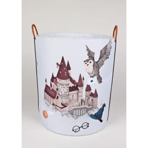 Komplet pojemników/koszy na zabawki z Harrym Potterem