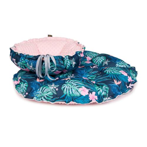 legowisko daisy tropic dla psa kota lauren design 2