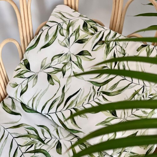 Kołderka bambusowa 100 x 75 EXOTIC LEAVES