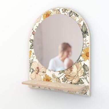 Bezpieczne lustro do pokoju dziecka